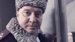 Бурунов и Петров снова меряются вагончиками