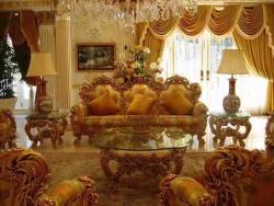Нереально красивый интерьер дома знаменитого индийского актера Шакрух Кхана