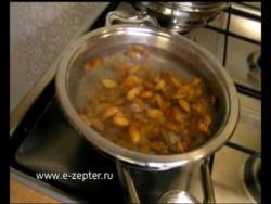 Марципановые конфеты в шоколаде - видео рецепт