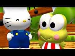 Приключения Хелло Китти (Hello Kitty). Лучший друг Кероппи. Мультики для девочек.