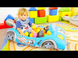 Дети и родители: Эмир наводит порядок. Развивающее видео для детей.
