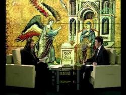 Беседы с батюшкой. Благовещение Пресвятой Богородицы. Эфир от 5 апреля 2016г