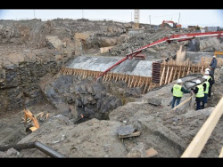 Белопорожские ГЭС в Карелии