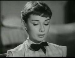 Audrey Hepburn's screen test