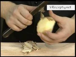Картофельно - мясная запиканка