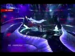 Eurovision 2008 Final Armenia (Sirusho) -Qele Qele