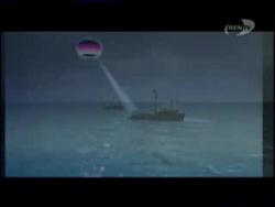 НЛО под водой