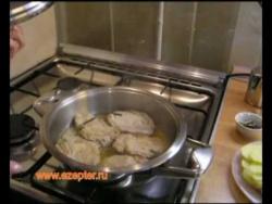 Мясо под шубой от Цептер (Zepter)