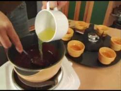Desert Chocolad fondu
