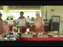 Thailand.Phuket. Sukko Cultural Spa.Thai Cooking Class. Som Tam Pollamai