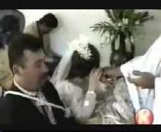 Свадьба мега прикол!!