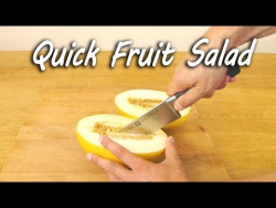Quick Fruit Salad Life Hacks