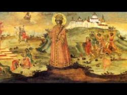 Царевич Дмитрий (рассказывает историк Дмитрий Лисейцев)