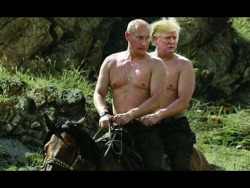 Allen Dulles — Rootin' Tootin' Putin (feat. Donald Trump)