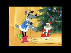 Ну, погоди! 8 серия. Новый год (1974) мультфильм HD 1080