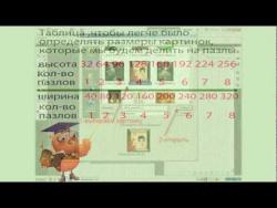 Создаём смайлы-пазлы на сайт Одноклассники
