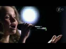 Победитель Голос Дети 2014 - Алиса Кожикина (Все) My all (1 сезон) Финал