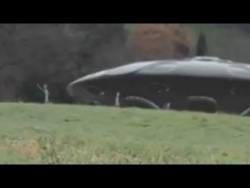 Real UFO With Aliens Caught On Camera