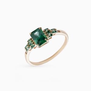 Самые красивые золотые кольца, серьги, подвески до 5 000 рублей ... 79c55cd4f35