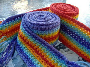 детские шарфы крючком схемы вязание крючком детский шарф миртесен