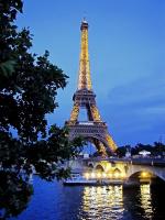 Летним вечером на Сене
