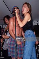 Брюс Уиллис и Шэрон Стоун 24 июля 1994 года