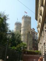 Генуя, ворота Порта Сопрана