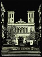 Немецкая евангелическая лютеранская церковь Святого Петра.