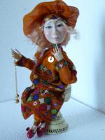 коллекционная кукла Фортуна
