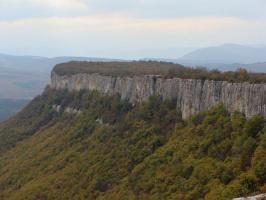 Крымские горы осенью