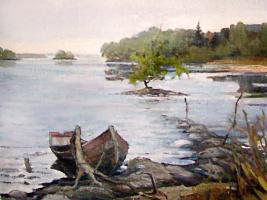 озеро Сандал