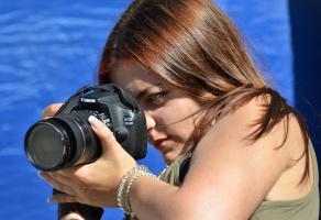 Фотограф в кадре