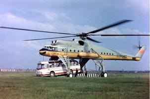 МИ-10(Воздушный монтажник.грузоподьёмность 12,5т)