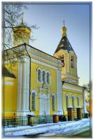 Храм Николая Чудотворца в Ромашково Одинцовский р-н