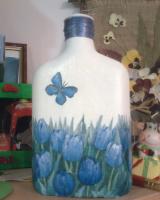 Бутылка как предмет интерьера