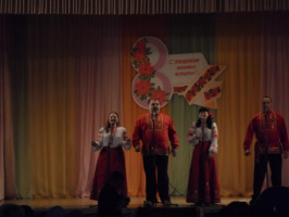 "Задорно! Молодцы ""Узоры""!. 6.03.2014"