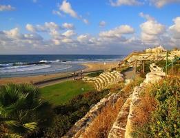 Солнечный берег Ашкелона