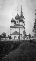 Преображенская Нагорная церковь.