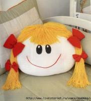 подушки-игрушки 1