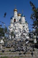 Храм Покрова Пресвятой Богородицы во Владивостоке.
