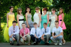 Выпускники гимназии 2013 года.