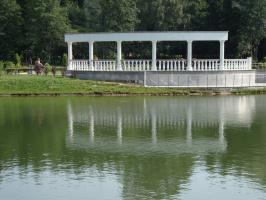 Площадка для наблюдения за птицами