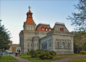 Музей Суворова в Санкт-Петербурге
