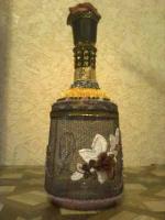 декорирование бутылок. продам