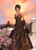Мерида в вечернем платье