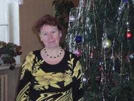 Провожая старый год...У Новогодней ёлки в РДК...