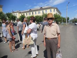 20 июля 2013 г. В День г. Пучежа.