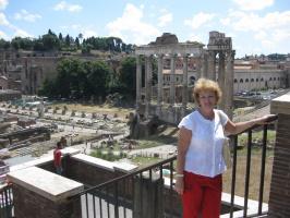 Величественный Рим.
