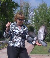 Ирина Непогодова Сочи весна 2009