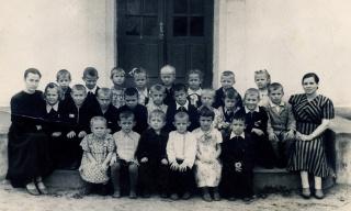 1955 г. Садик на ул. Крылова